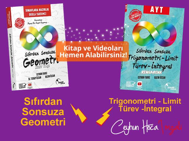 Geometri kitabı için tıklayınız!